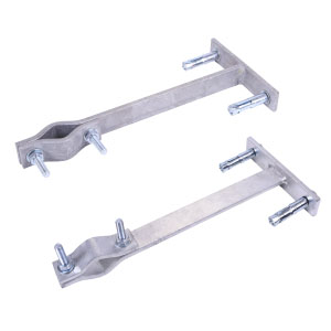 Side Mounting Bolted Brackets