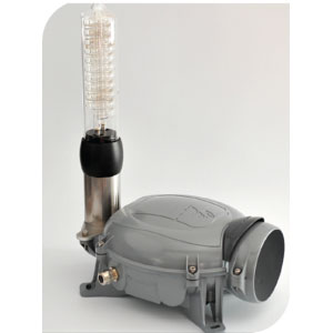 Low Intensity NEON SBA30 Type B > 32 Cd Zamac BOX