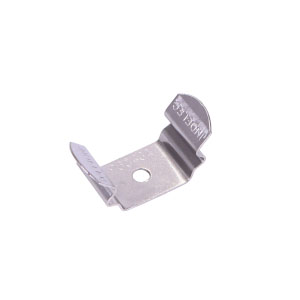 Stainless Steel Push-In DC Tape Clip