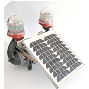 Low Intensity LED SOLBIA Type A > 10 Cd – Solar TWINY