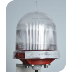 Low Intensity LED LBIA TYPE A > 10 Cd – DC